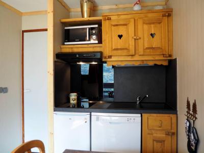 Location au ski Studio 4 personnes (407) - Residence Les Balcons D'olympie - Les Menuires