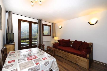 Location au ski Appartement 2 pièces 4 personnes (216) - Residence Les Balcons D'olympie - Les Menuires