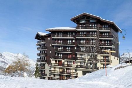 Location au ski Résidence les Balcons d'Olympie - Les Menuires