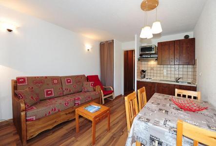 Location au ski Appartement 2 pièces 4 personnes (217) - Residence Les Balcons D'olympie - Les Menuires - Séjour