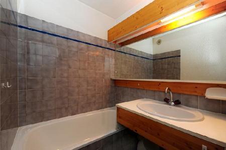 Location au ski Appartement 2 pièces 4 personnes (302) - Résidence les Balcons d'Olympie - Les Menuires - Salle de bains