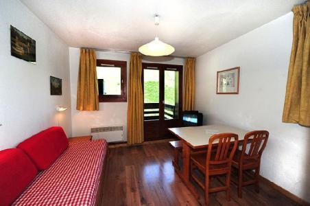 Location au ski Appartement 2 pièces 4 personnes (302) - Residence Les Balcons D'olympie - Les Menuires - Séjour