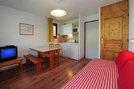 Location au ski Appartement 2 pièces 4 personnes (302) - Résidence les Balcons d'Olympie - Les Menuires - Séjour