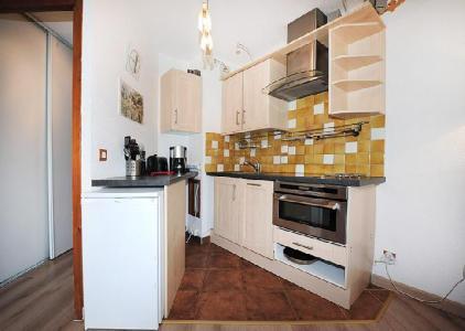 Location au ski Appartement 2 pièces 8 personnes (319) - Residence Les Balcons D'olympie - Les Menuires - Kitchenette