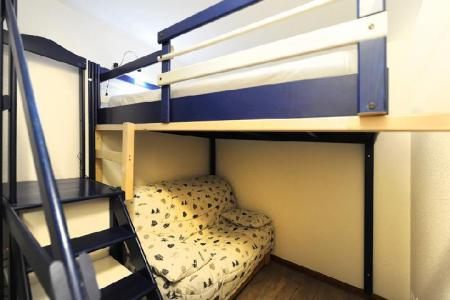 Location au ski Appartement 2 pièces cabine 5 personnes (107) - Residence Les Balcons D'olympie - Les Menuires - Couchage