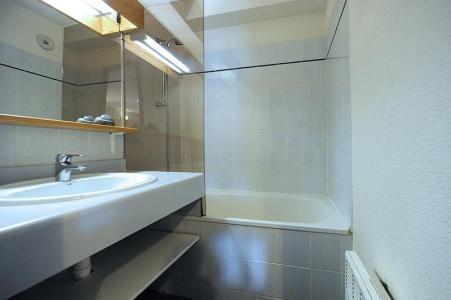 Location au ski Appartement 2 pièces cabine 6 personnes (109) - Residence Les Balcons D'olympie - Les Menuires - Salle de bains