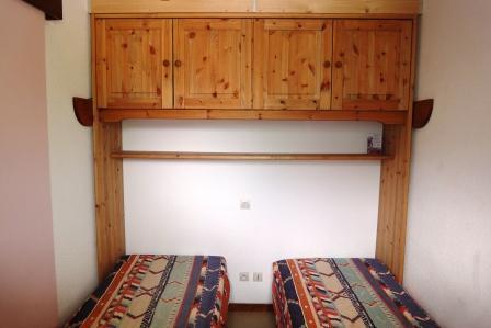 Location au ski Appartement 2 pièces cabine 6 personnes (110) - Résidence les Balcons d'Olympie - Les Menuires - Chambre