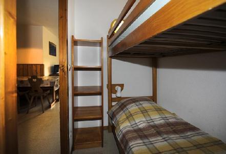 Location au ski Appartement 2 pièces cabine 6 personnes (110) - Residence Les Balcons D'olympie - Les Menuires - Lits superposés