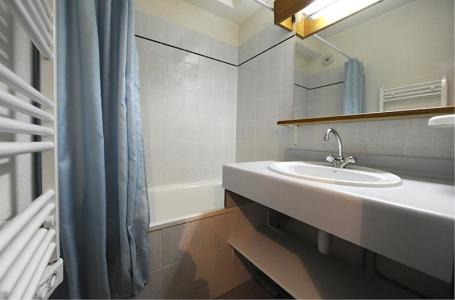 Location au ski Appartement 2 pièces cabine 6 personnes (535) - Résidence les Balcons d'Olympie - Les Menuires - Salle de bains