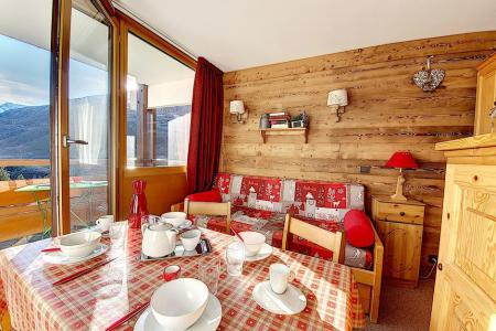 Rent in ski resort Studio 3 people (512) - Résidence les Charmettes - Les Menuires