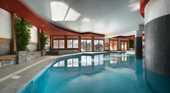 Rent in ski resort Résidence les Clarines - Les Menuires
