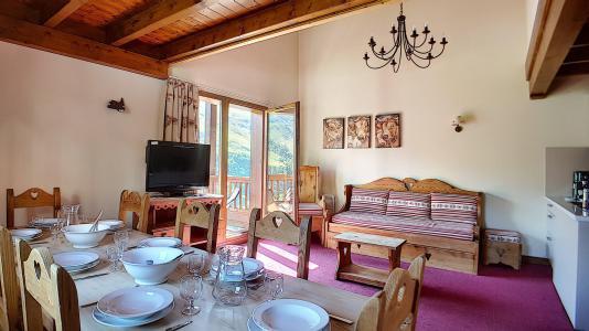 Location au ski Appartement duplex 4 pièces 8 personnes (10) - Residence Les Cristaux - Les Menuires
