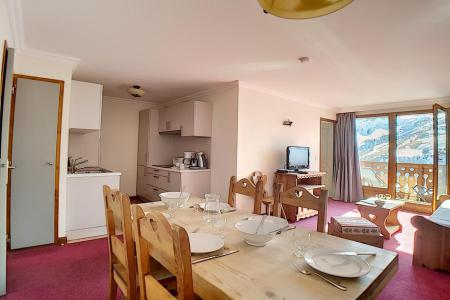 Location au ski Appartement 3 pièces 6 personnes (4) - Residence Les Cristaux - Les Menuires