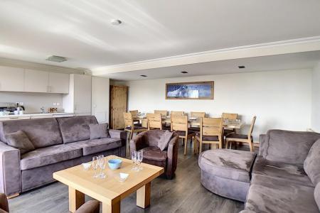 Location au ski Appartement 5 pièces 10 personnes (21) - Résidence les Cristaux - Les Menuires