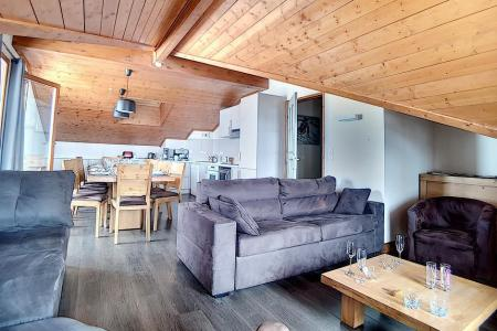 Location au ski Appartement 6 pièces 12 personnes (27) - Résidence les Cristaux - Les Menuires