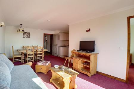 Location au ski Appartement 3 pièces 6 personnes (6) - Résidence les Cristaux - Les Menuires