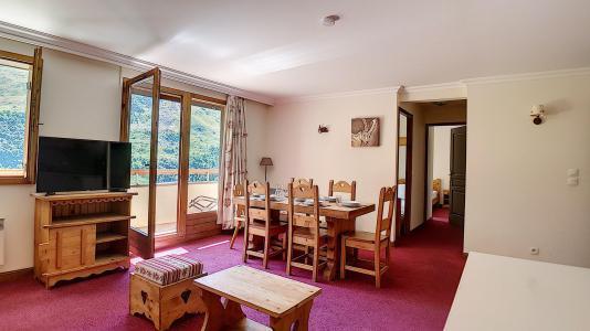 Location au ski Appartement 3 pièces 6 personnes (1) - Résidence les Cristaux - Les Menuires