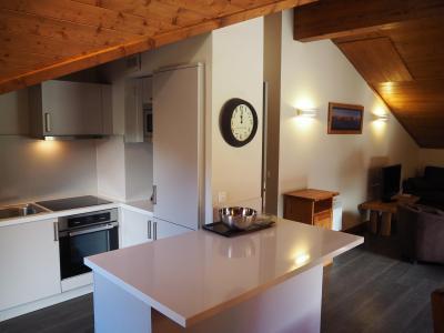 Location au ski Appartement 4 pièces 10 personnes (28) - Residence Les Cristaux - Les Menuires - Cuisine
