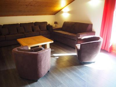 Location au ski Appartement 4 pièces 10 personnes (28) - Residence Les Cristaux - Les Menuires - Table