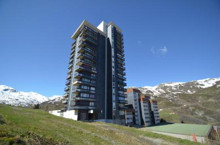 Location au ski Résidence les Dorons - Les Menuires - Plan