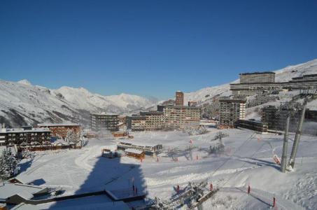 Location au ski Studio 2 personnes (606) - Résidence les Dorons - Les Menuires