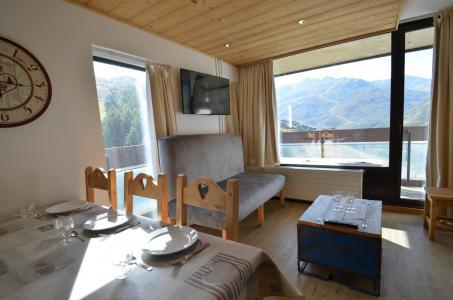 Location au ski Appartement 2 pièces 5 personnes (1205) - Résidence les Dorons - Les Menuires - Appartement