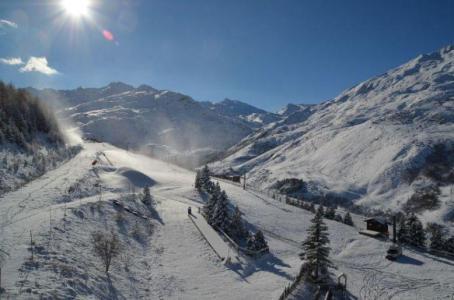 Location au ski Studio 3 personnes (303) - Résidence les Dorons - Les Menuires - Appartement
