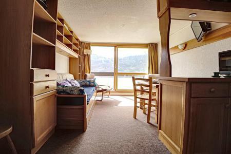 Location au ski Appartement duplex 2 pièces 5 personnes (303) - Residence Les Evons - Les Menuires - Lit double