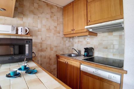 Location au ski Appartement duplex 2 pièces 5 personnes (303) - Residence Les Evons - Les Menuires - Séjour