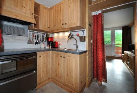Location au ski Appartement 2 pièces 5 personnes (D3) - Residence Les Lauzes - Les Menuires