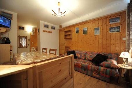 Location au ski Appartement 2 pièces 6 personnes (005) - Residence Les Lauzes - Les Menuires - Kitchenette