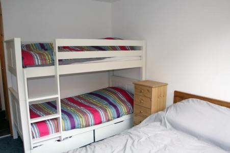 Location au ski Appartement duplex 3 pièces 8 personnes (D1) - Résidence les Lauzes - Les Menuires - Lits superposés