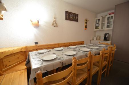 Location au ski Appartement 3 pièces 10 personnes - Residence Les Origanes - Les Menuires - Kitchenette