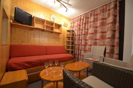 Location au ski Appartement 3 pièces 10 personnes - Résidence les Origanes - Les Menuires - Séjour