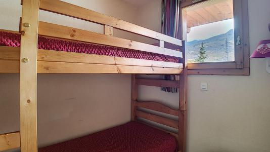 Аренда на лыжном курорте Апартаменты 2 комнат 4 чел. (306) - Résidence les Valmonts - Les Menuires - Комната