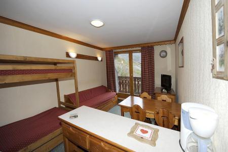 Аренда на лыжном курорте Апартаменты 2 комнат 4 чел. (408) - Résidence les Valmonts - Les Menuires - апартаменты