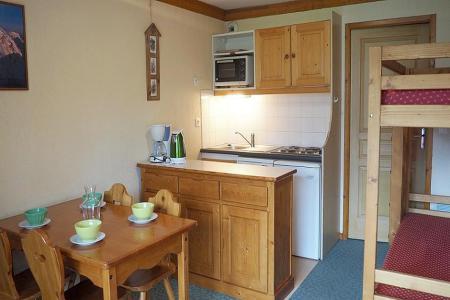 Аренда на лыжном курорте Апартаменты 2 комнат 4 чел. (408) - Résidence les Valmonts - Les Menuires - Кухня