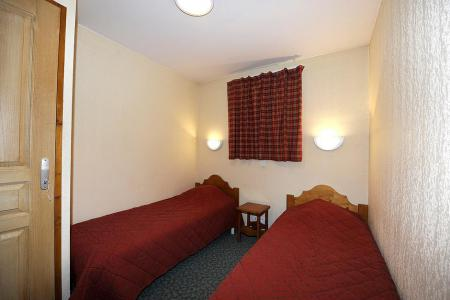 Аренда на лыжном курорте Апартаменты 2 комнат 4 чел. (408) - Résidence les Valmonts - Les Menuires - Односпальная кровать