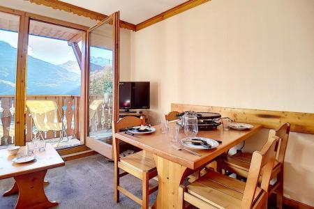 Аренда на лыжном курорте Апартаменты 2 комнат 4 чел. (710) - Résidence les Valmonts - Les Menuires - апартаменты