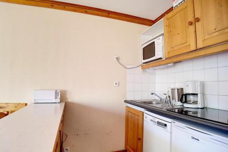 Аренда на лыжном курорте Апартаменты 2 комнат 4 чел. (710) - Résidence les Valmonts - Les Menuires - Кухня