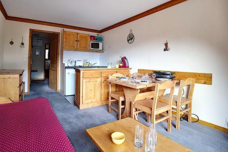 Аренда на лыжном курорте Апартаменты 2 комнат 4 чел. (713) - Résidence les Valmonts - Les Menuires - апартаменты