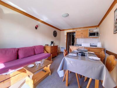 Аренда на лыжном курорте Апартаменты 2 комнат 4 чел. (1116) - Résidence les Valmonts - Les Menuires - внутри