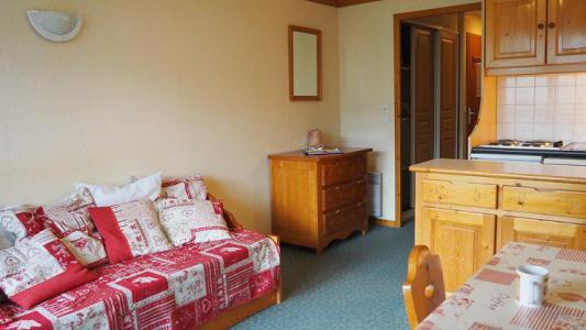 Аренда на лыжном курорте Апартаменты 2 комнат 4 чел. (1216) - Résidence les Valmonts - Les Menuires