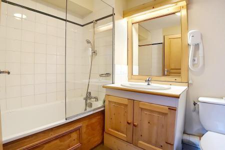 Аренда на лыжном курорте Апартаменты 2 комнат 4 чел. (402) - Résidence les Valmonts - Les Menuires