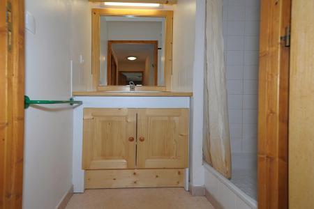Аренда на лыжном курорте Апартаменты 3 комнат 6 чел. (205) - Résidence les Valmonts - Les Menuires