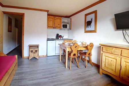 Rent in ski resort 2 room apartment 4 people (13) - Résidence les Valmonts B - Les Menuires - Shower