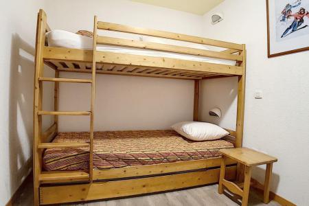 Rent in ski resort 2 room apartment 4 people (13) - Résidence les Valmonts B - Les Menuires - Plan