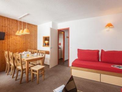 Location au ski Résidence Maeva les Combes - Les Menuires - Salle à manger