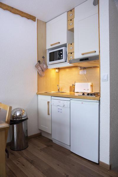 Location au ski Studio duplex 4 personnes (119) - Residence Nant Benoit - Les Menuires