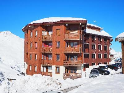 Location au ski Residence Necou - Les Menuires